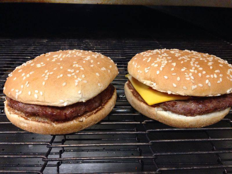 American Star burger