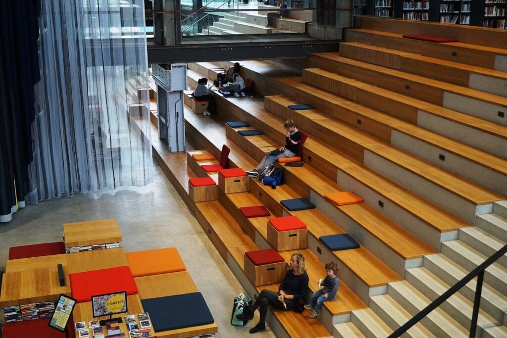 Bibliotheken in Tilburg hebben nieuwe coronamaatregelen