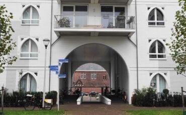 beschikbare woningen Clarissenhof