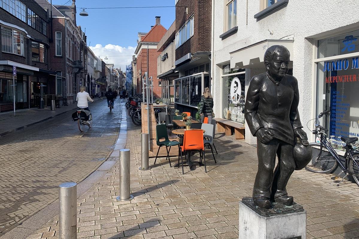 Tilburg Amsterdam Dwaalgebied