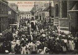 Klotteren Tilburg