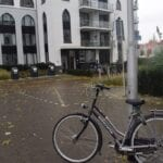 Lantaarnpaal fiets Tilburg