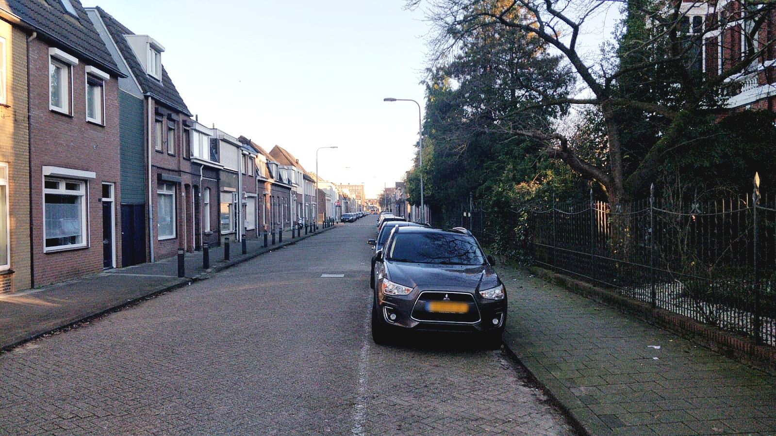parkeren op 1 januari in tilburg