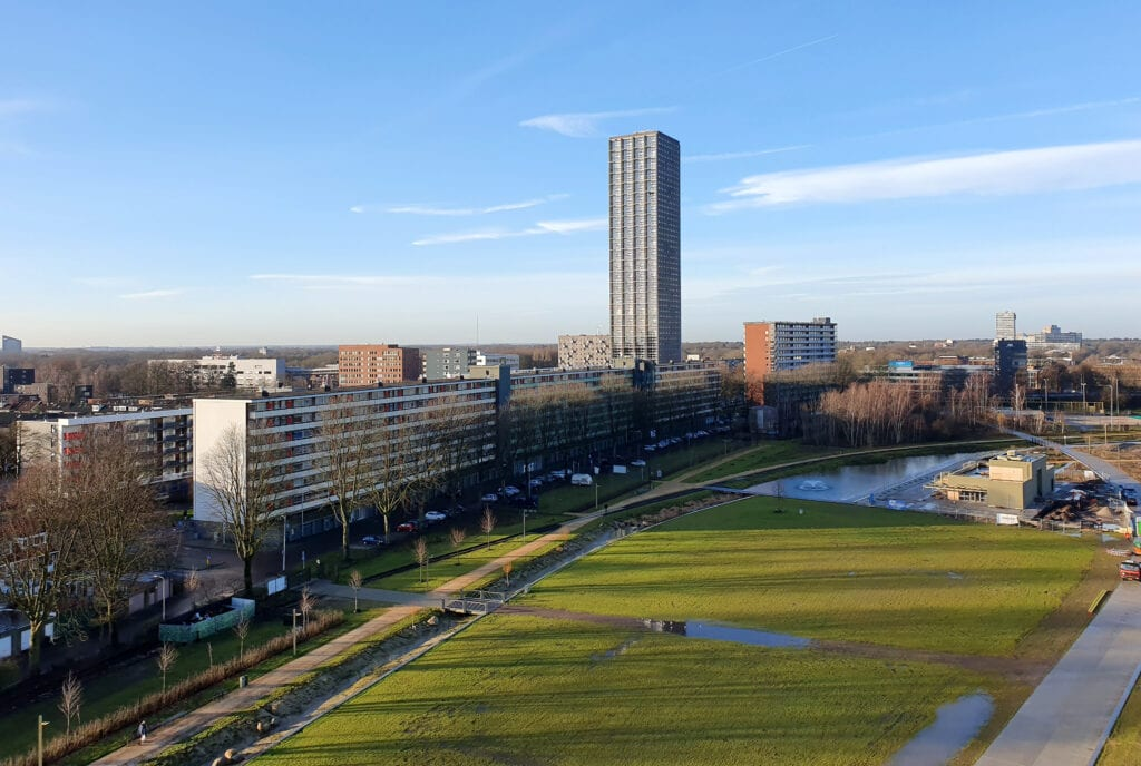 Foto spoorpark leukste uitje Brabant Tilburg