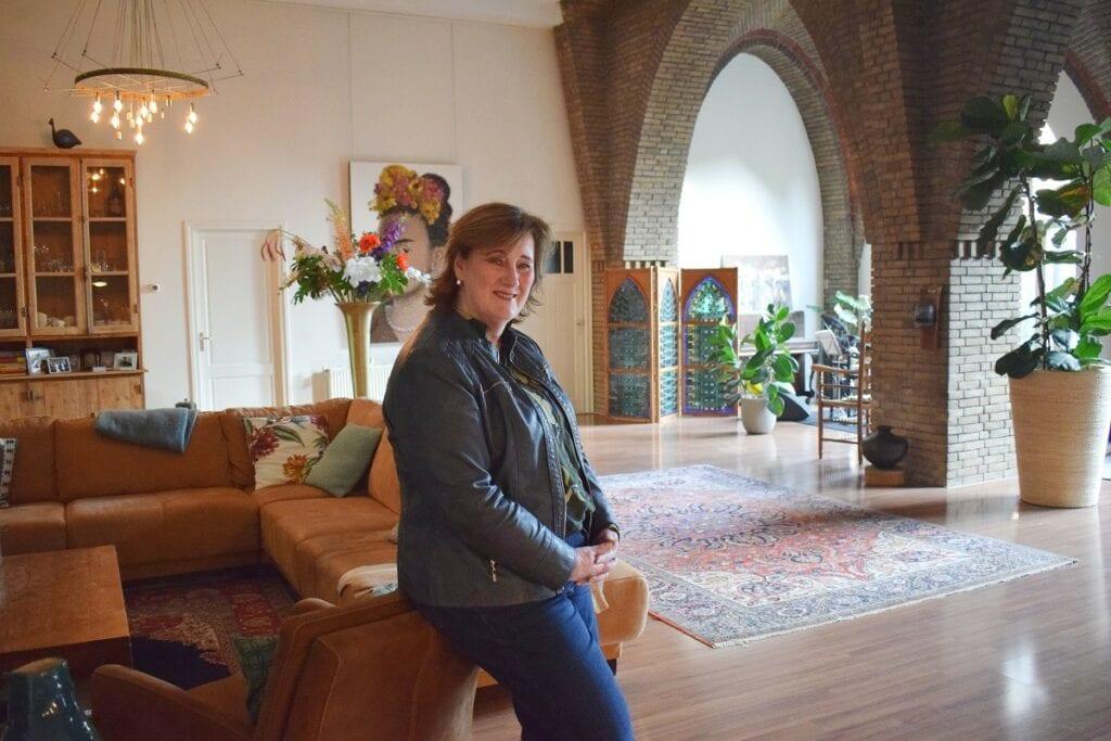 Sint-Theresiakerk Marianne binnenkijken