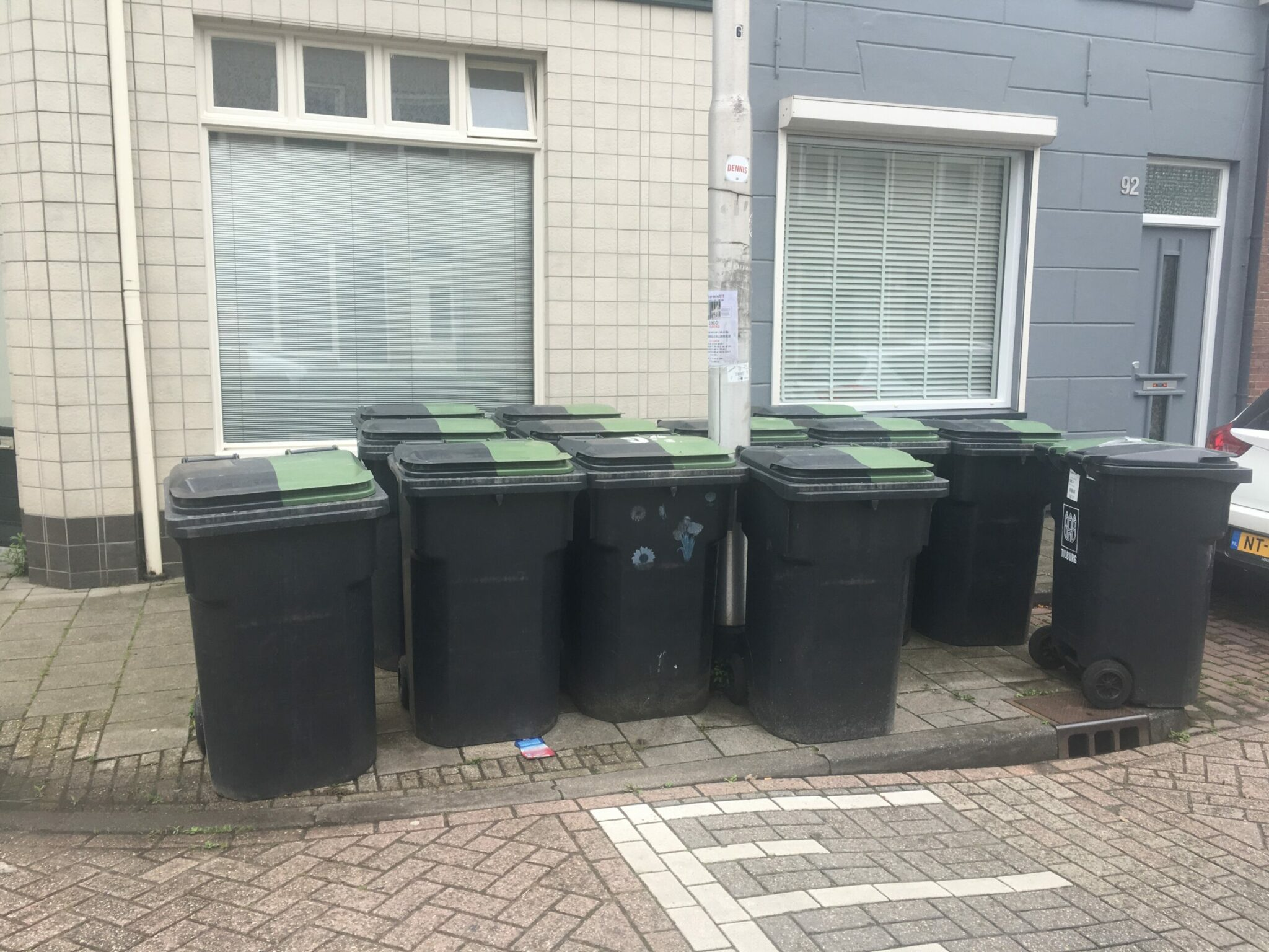 Mag dat afval scheiden Tilburg