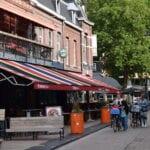 Horeca dicht Tilburg