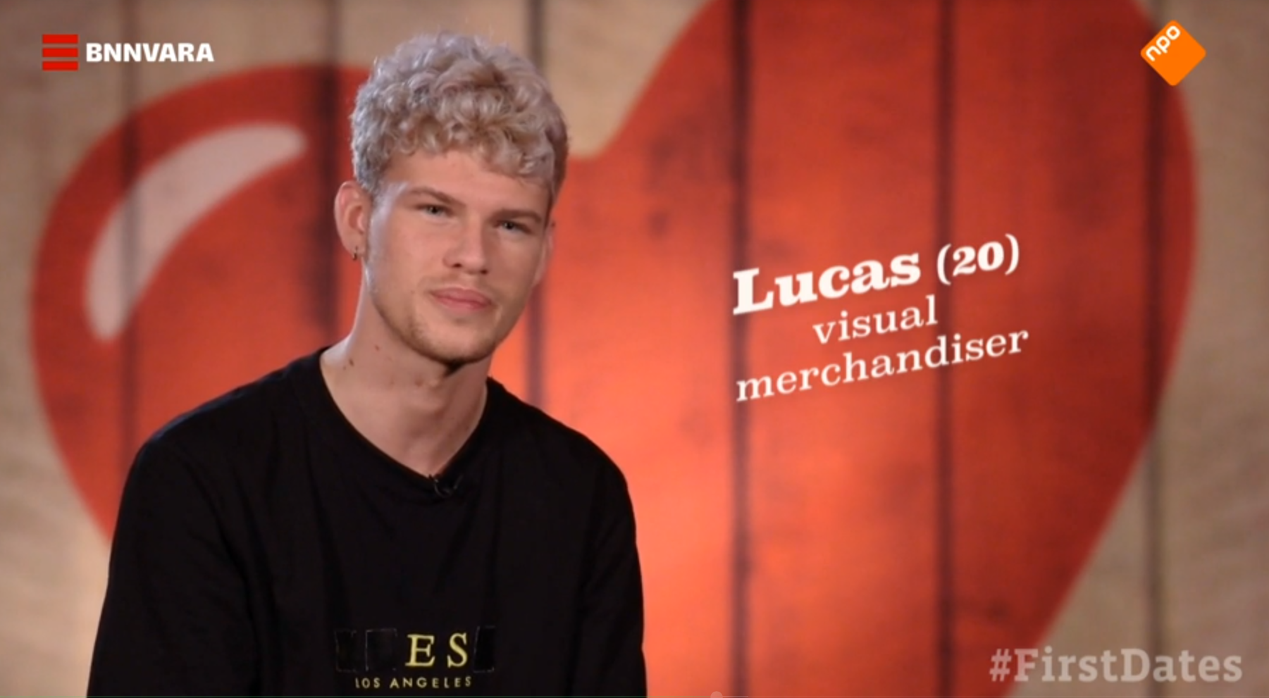 Lucas First Dates