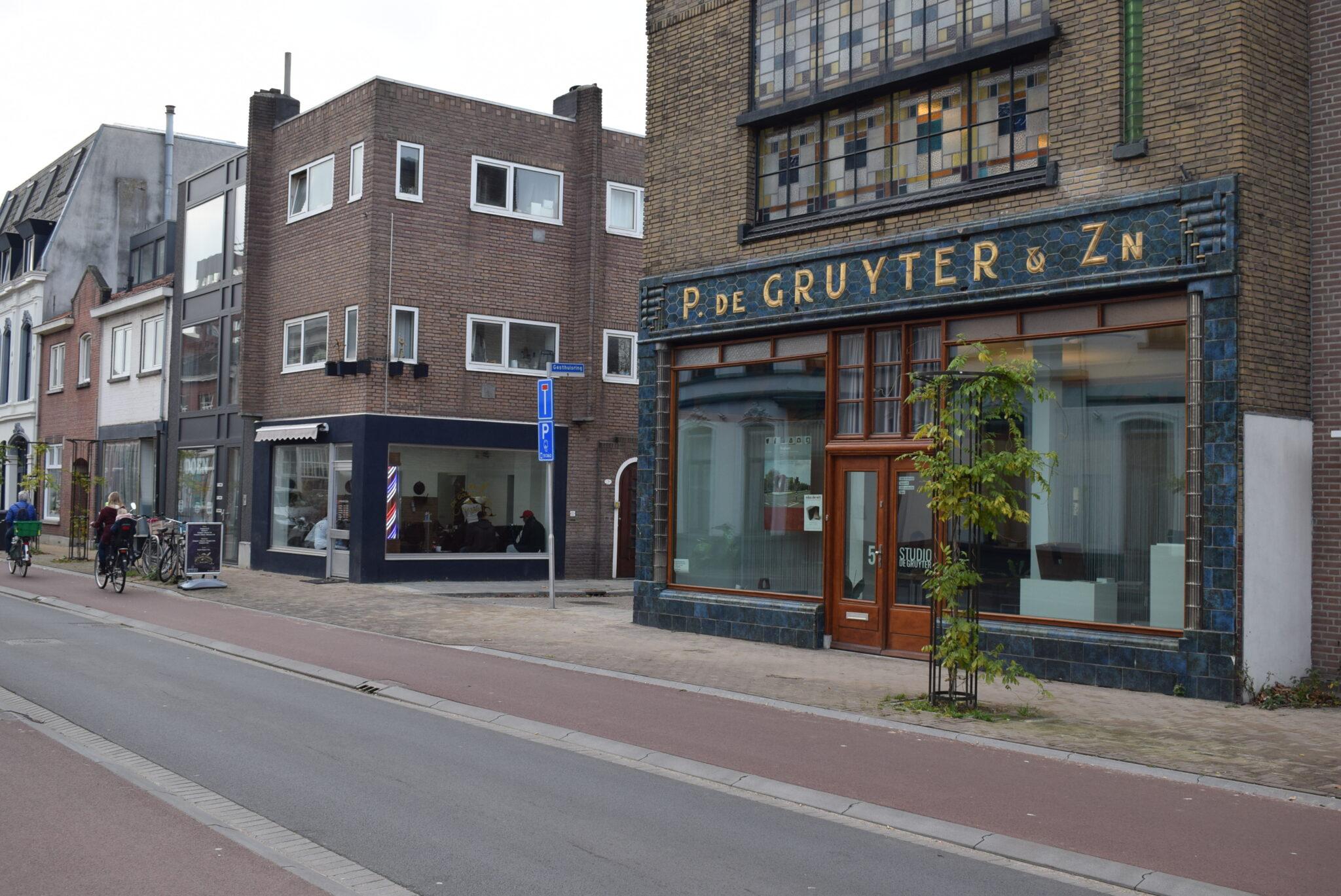 P. de gruyter