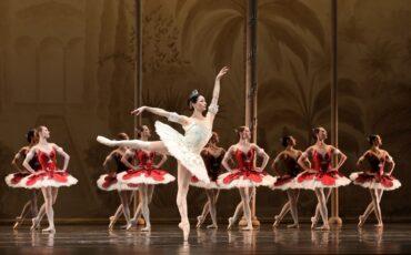 Het Nationale Ballet - Paquita - foto Hans Gerritsen