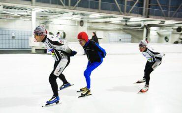 schaatsseizoen