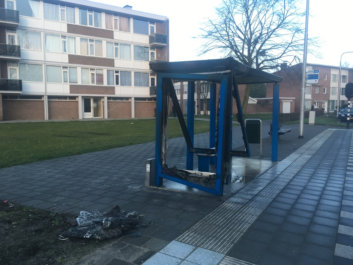 Rellen in Tilburg-West