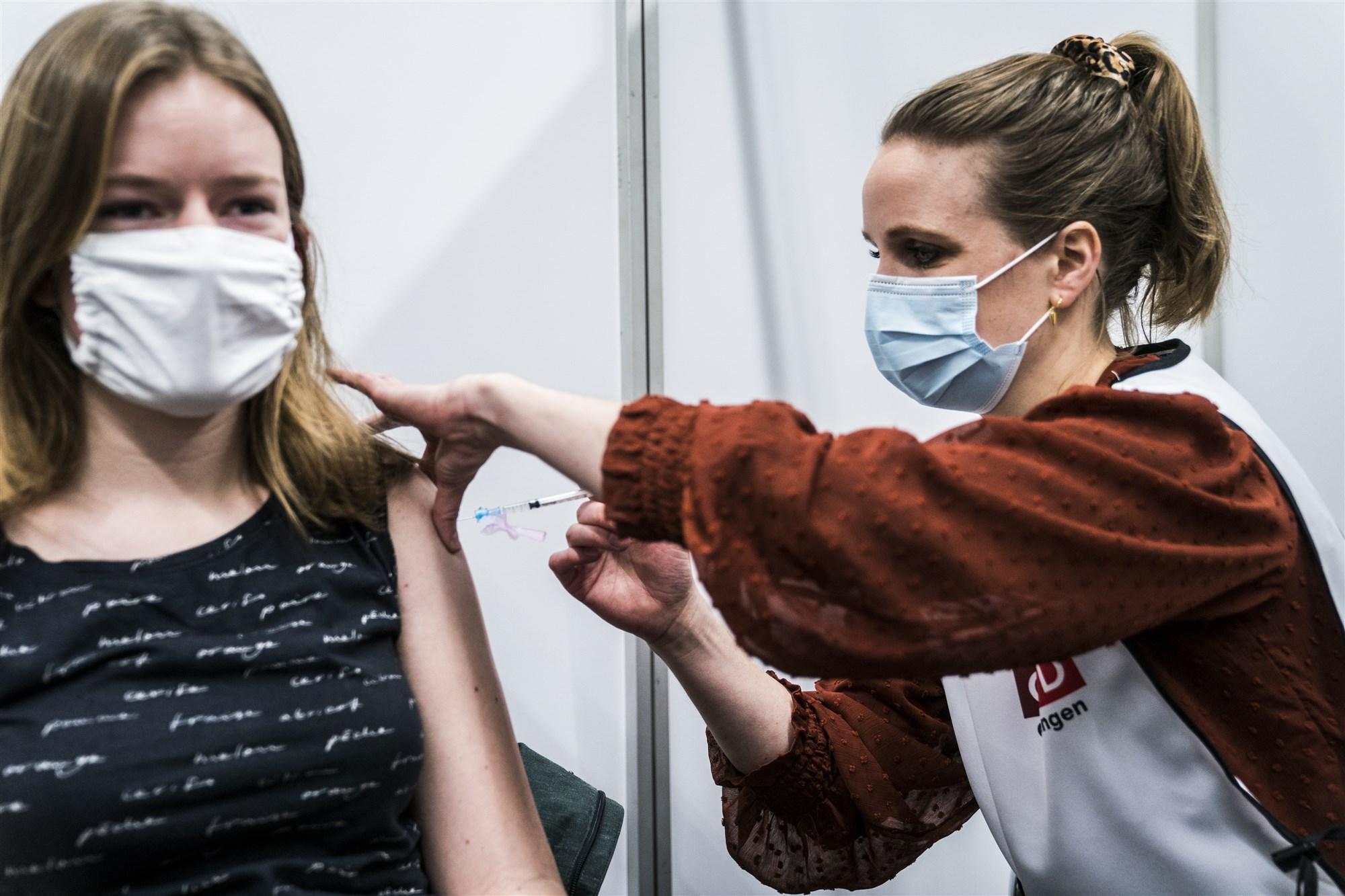vaccineren Brabant