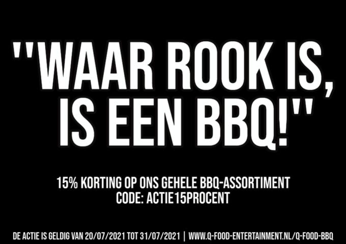Barbecue Tilburg