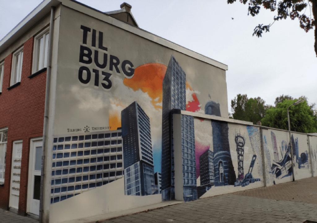 street art tilburg