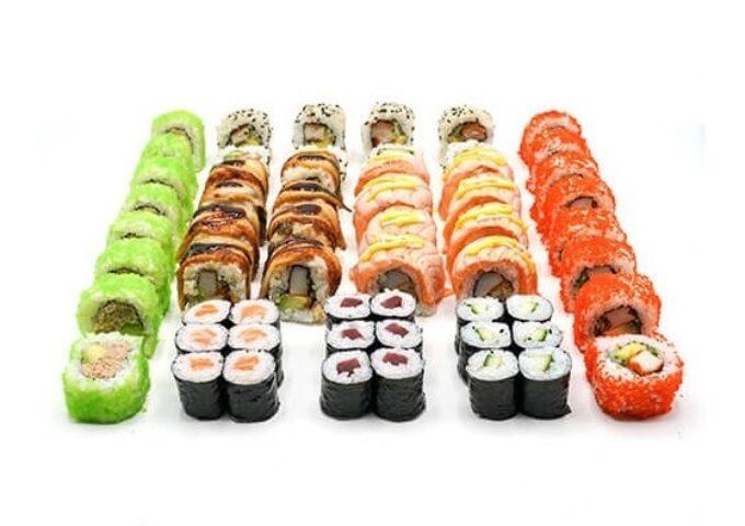sushi winnen