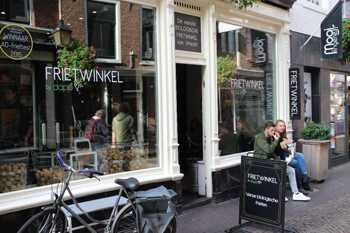 De Frietwinkel Utrecht