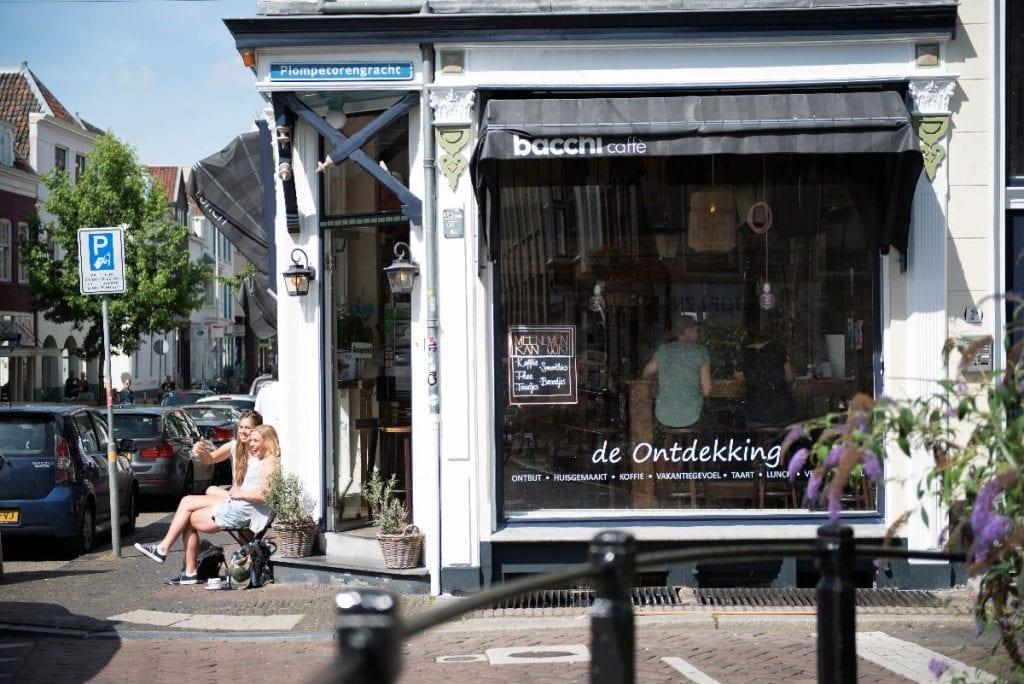 Voorstraat Utrecht De Ontdekking ontbijten