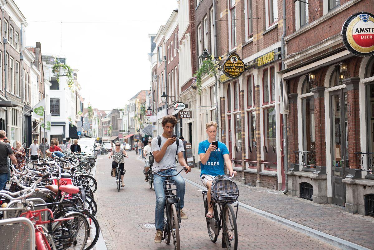 fietsen utrecht