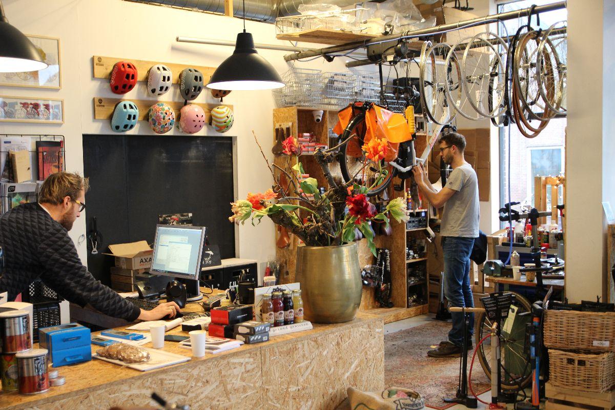 FREEM Bikes & Coffee Utrecht