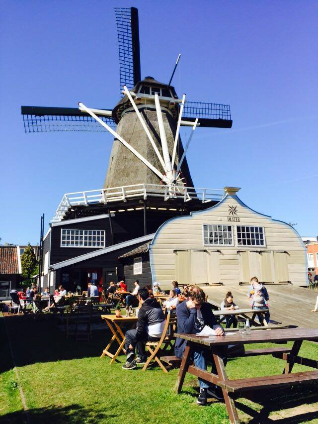Molen De Ster Lombok Utrecht