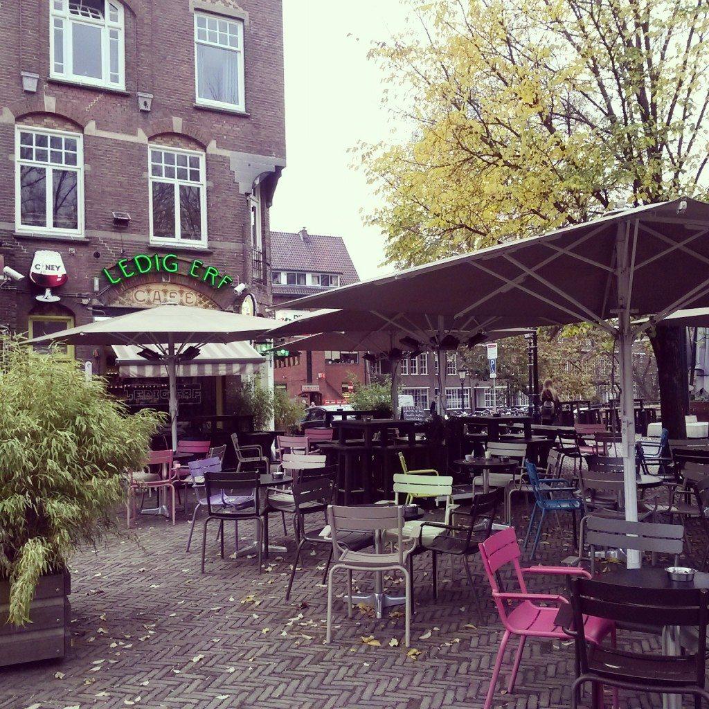 cafe ledig erf Utrecht