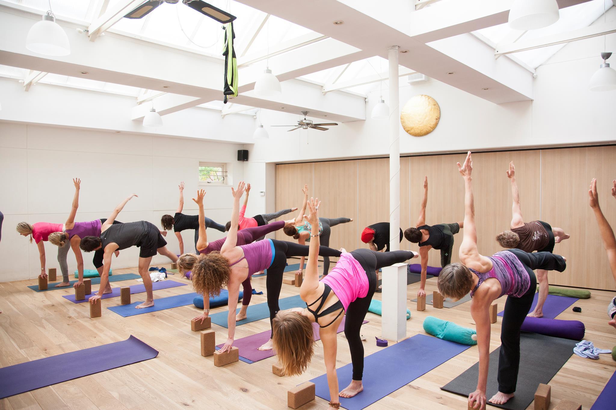 yoga moves utrecht