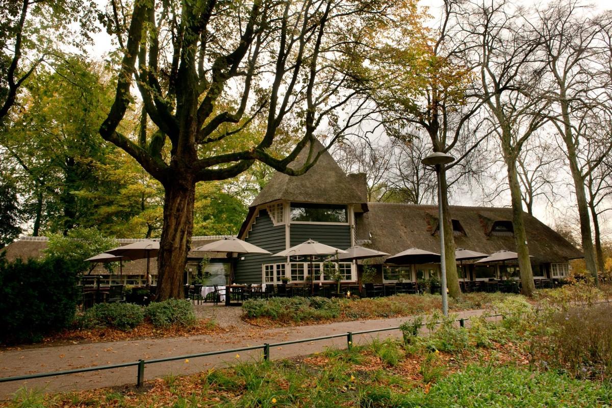 Restaurant Wilhelminapark Utrecht