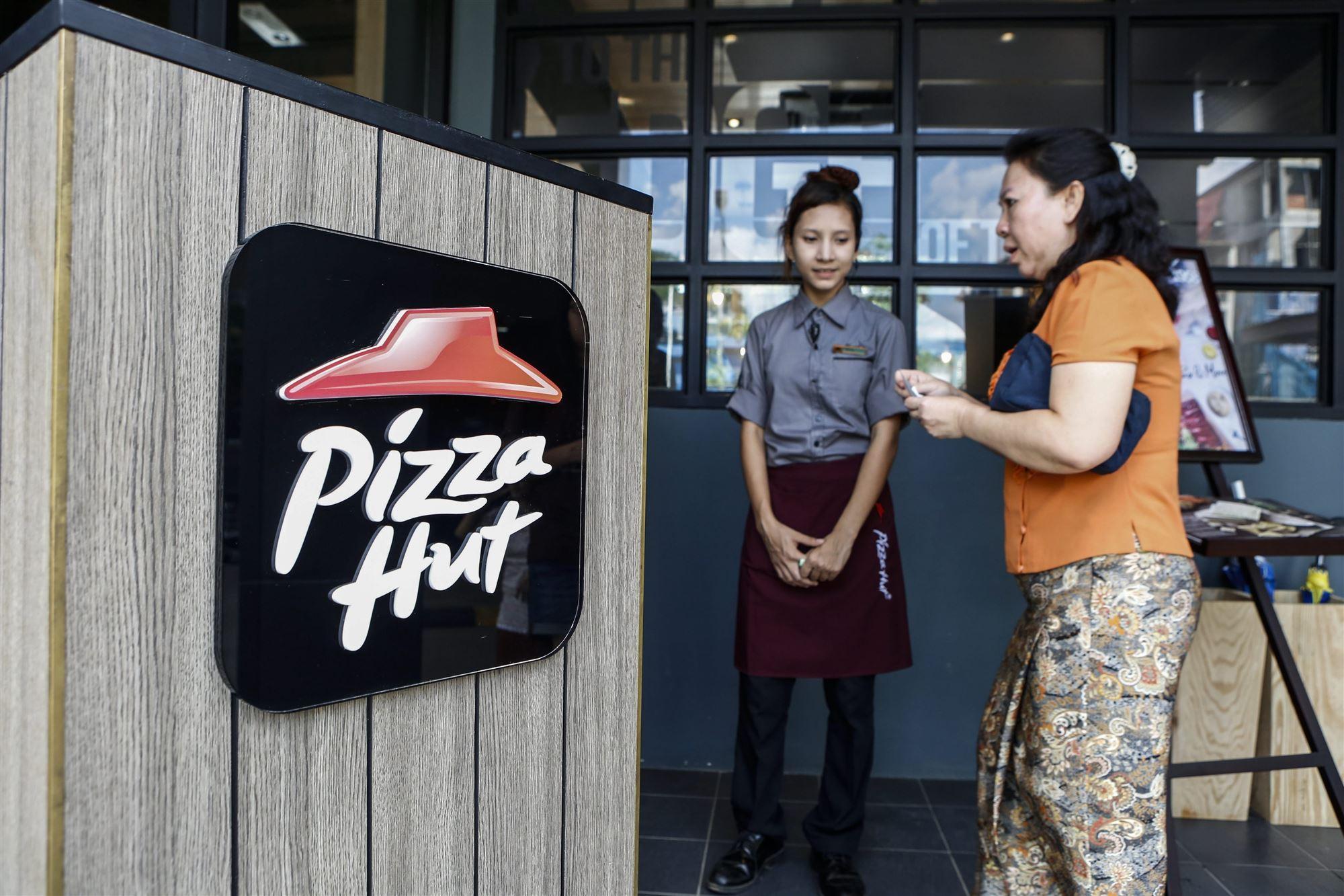 Pizza Hut naar Utrecht