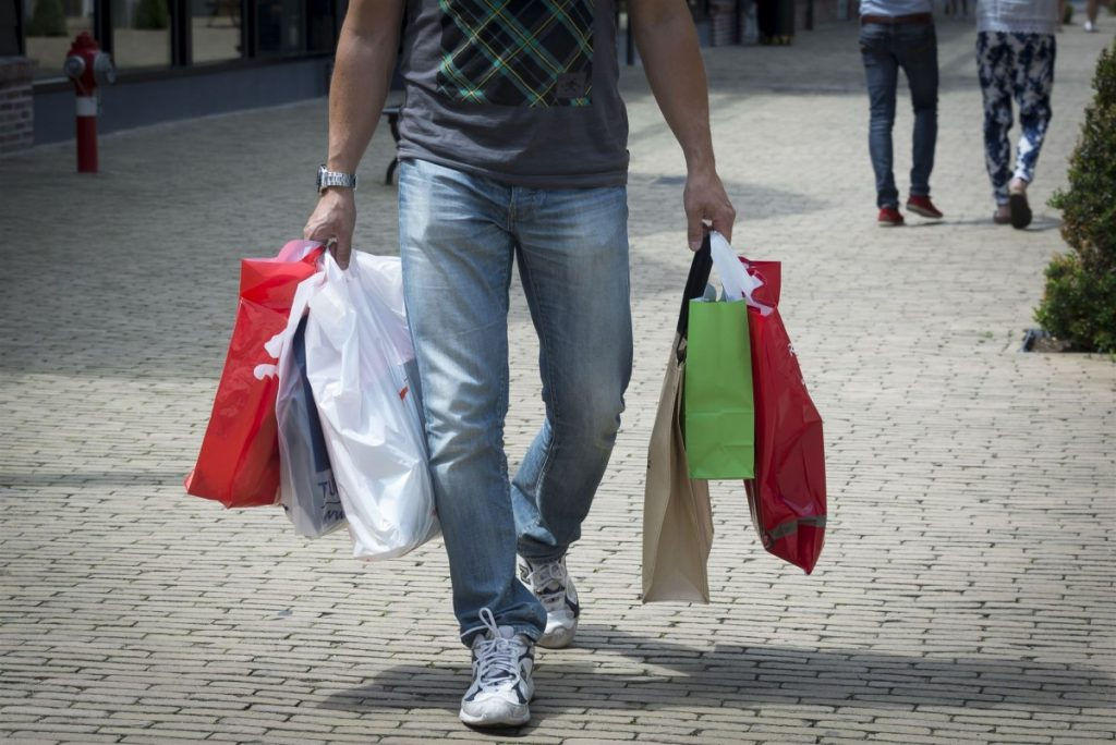 shoppen winkelen