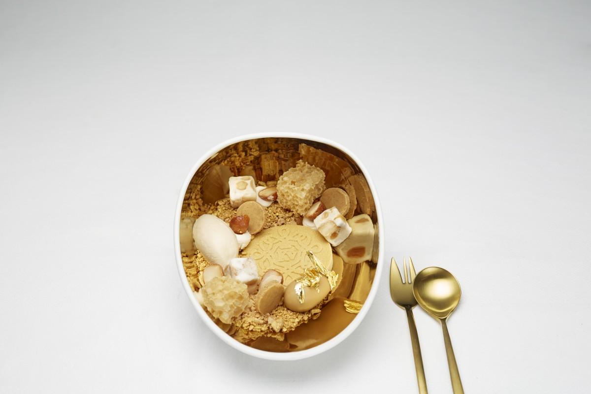 Karel V dessert