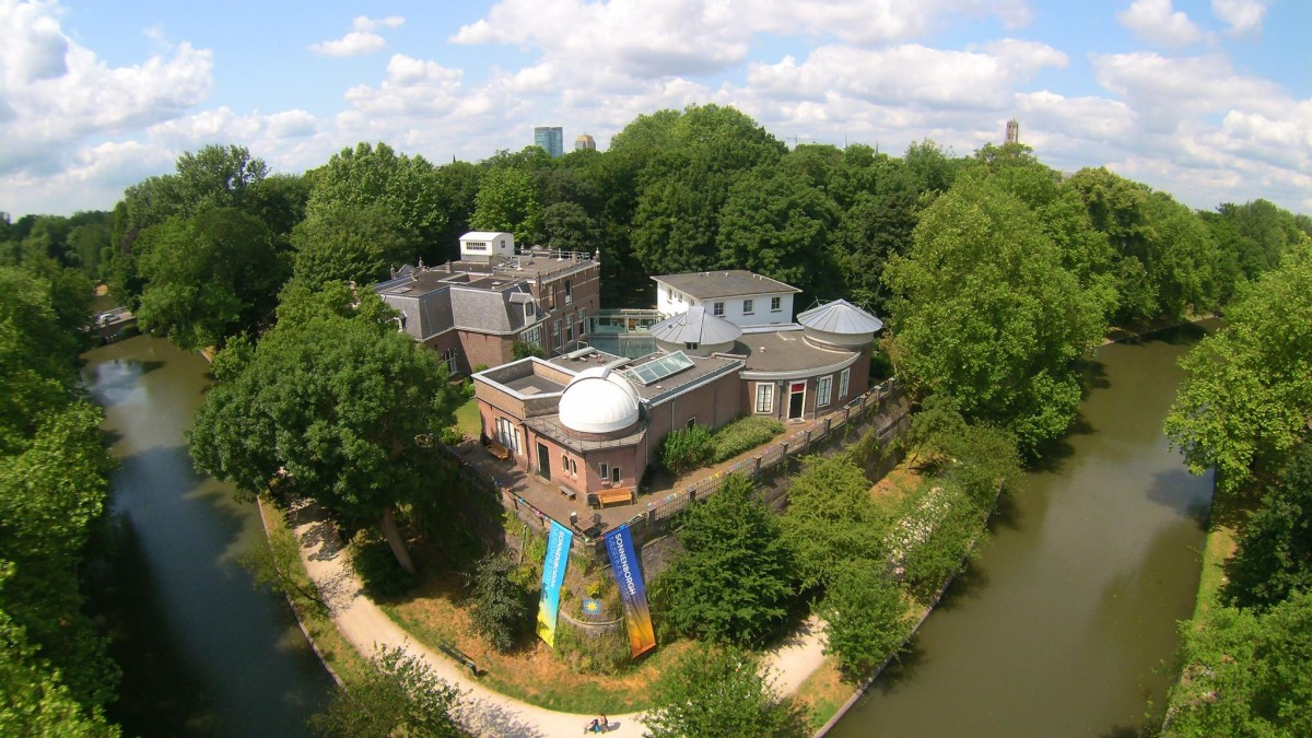 Sonneborgh Sterrenwacht Utrecht