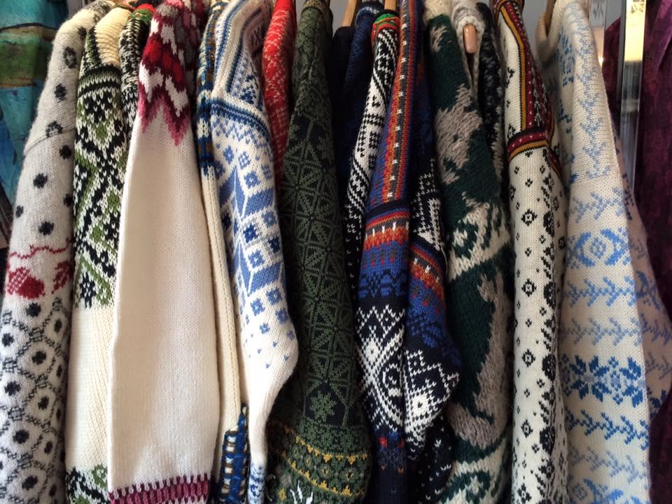 Sussies vintage truien Utrecht
