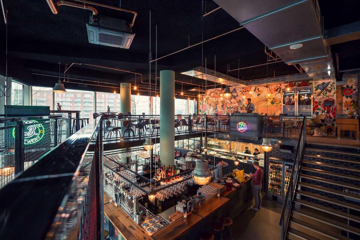 Beers and Barrels Veilinghaven Utrecht
