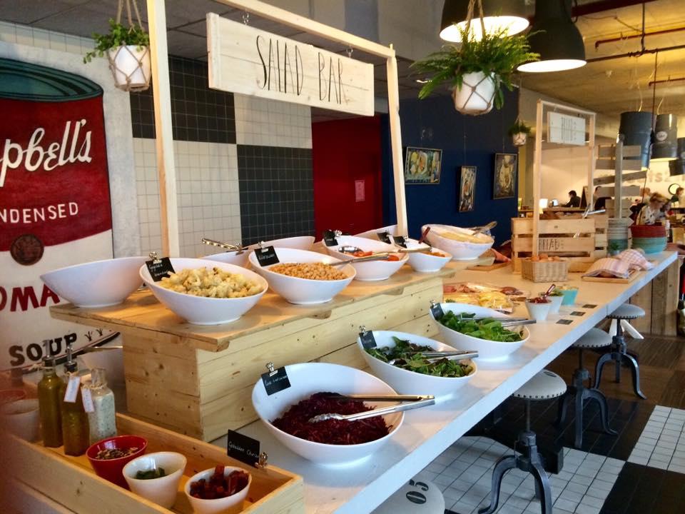 Seats2meet lunch