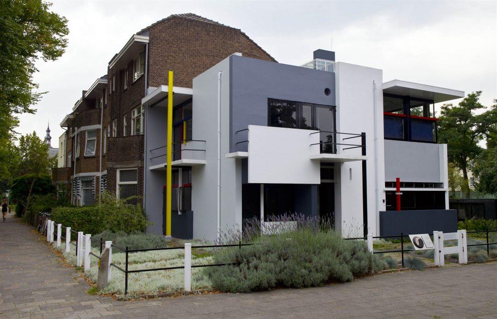 Rietveld Schroderhuis Utrecht