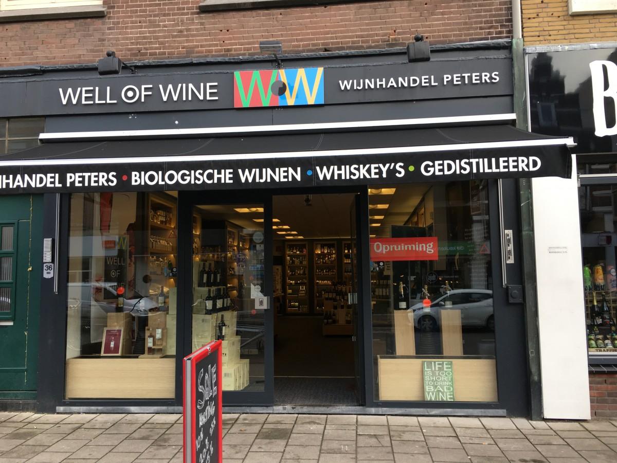 Wijnhandel Peters Utrecht