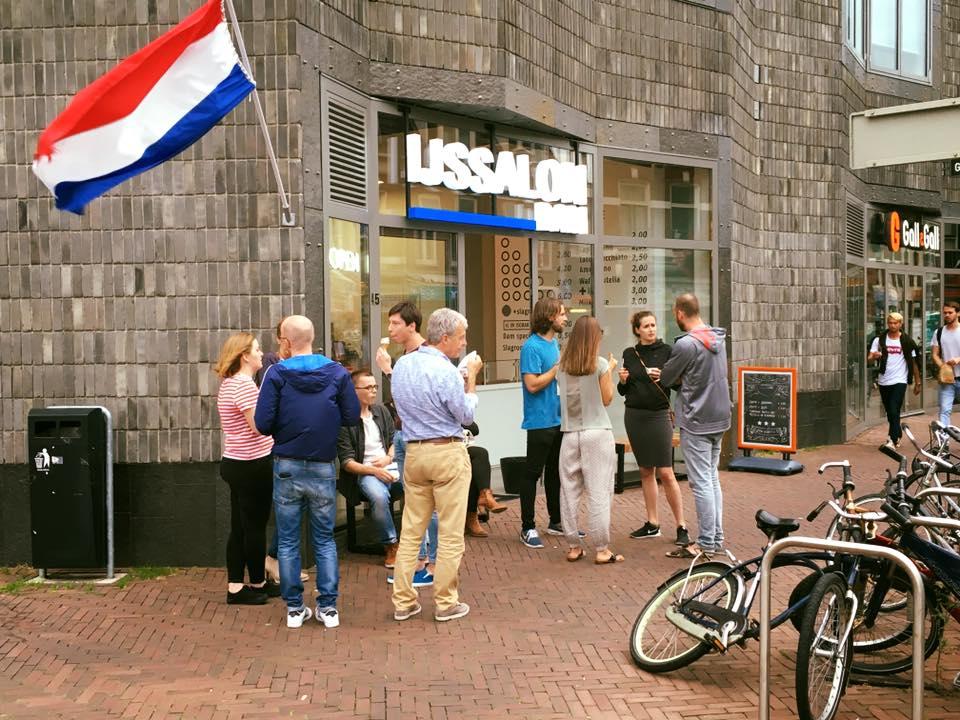 IJssalon Dam Utrecht