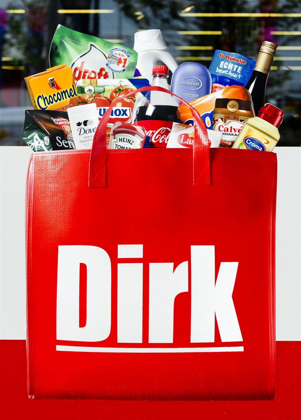 Dirk supermarkt