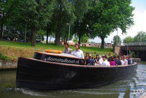 Domstad boot Utrecht