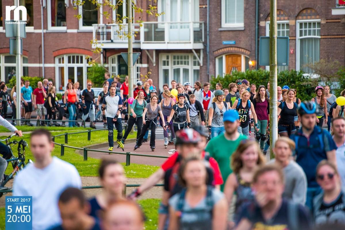 Skate Parade Utrecht