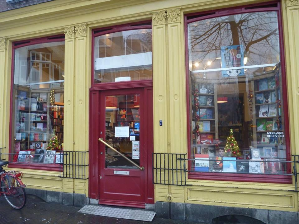 Boekhandel Erven J. Bijleveld