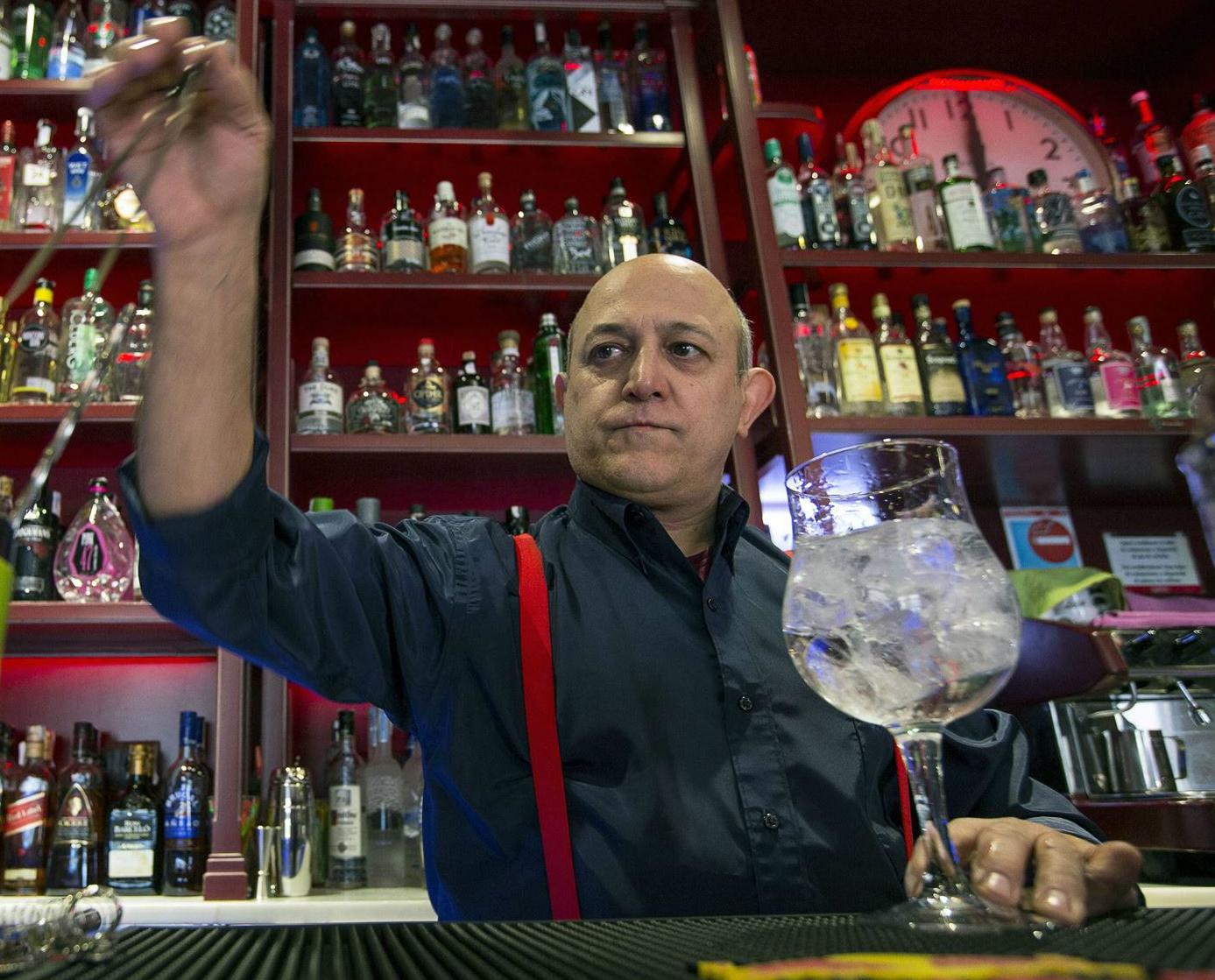 Gin-tonic in Utrecht