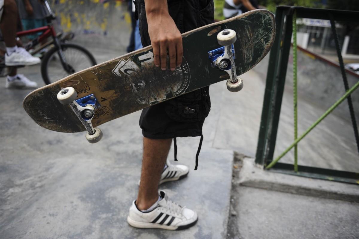 Skaten skateboard