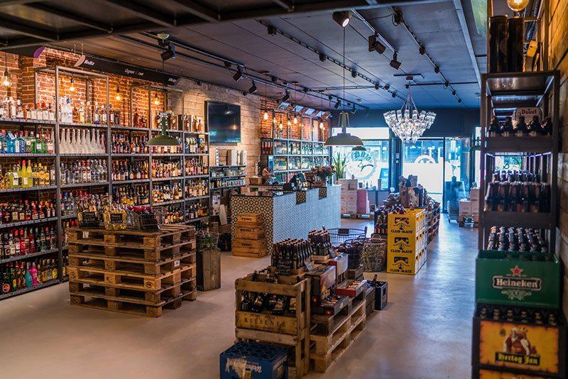 Bottles & Booz Utrecht