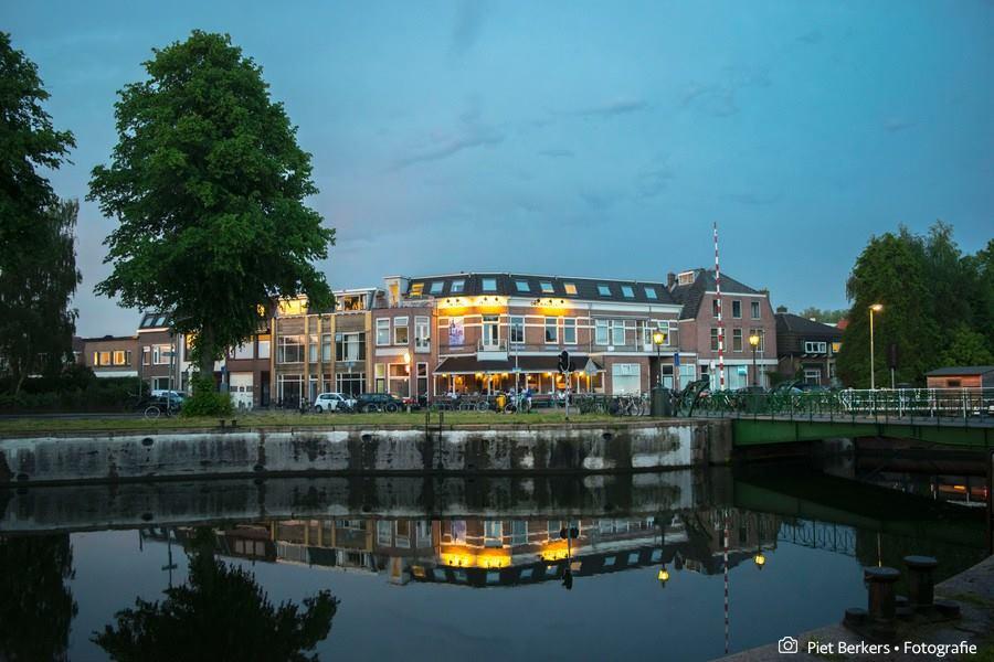 Kanaalzicht Utrecht