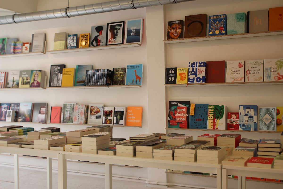 boekenwinkel utrecht