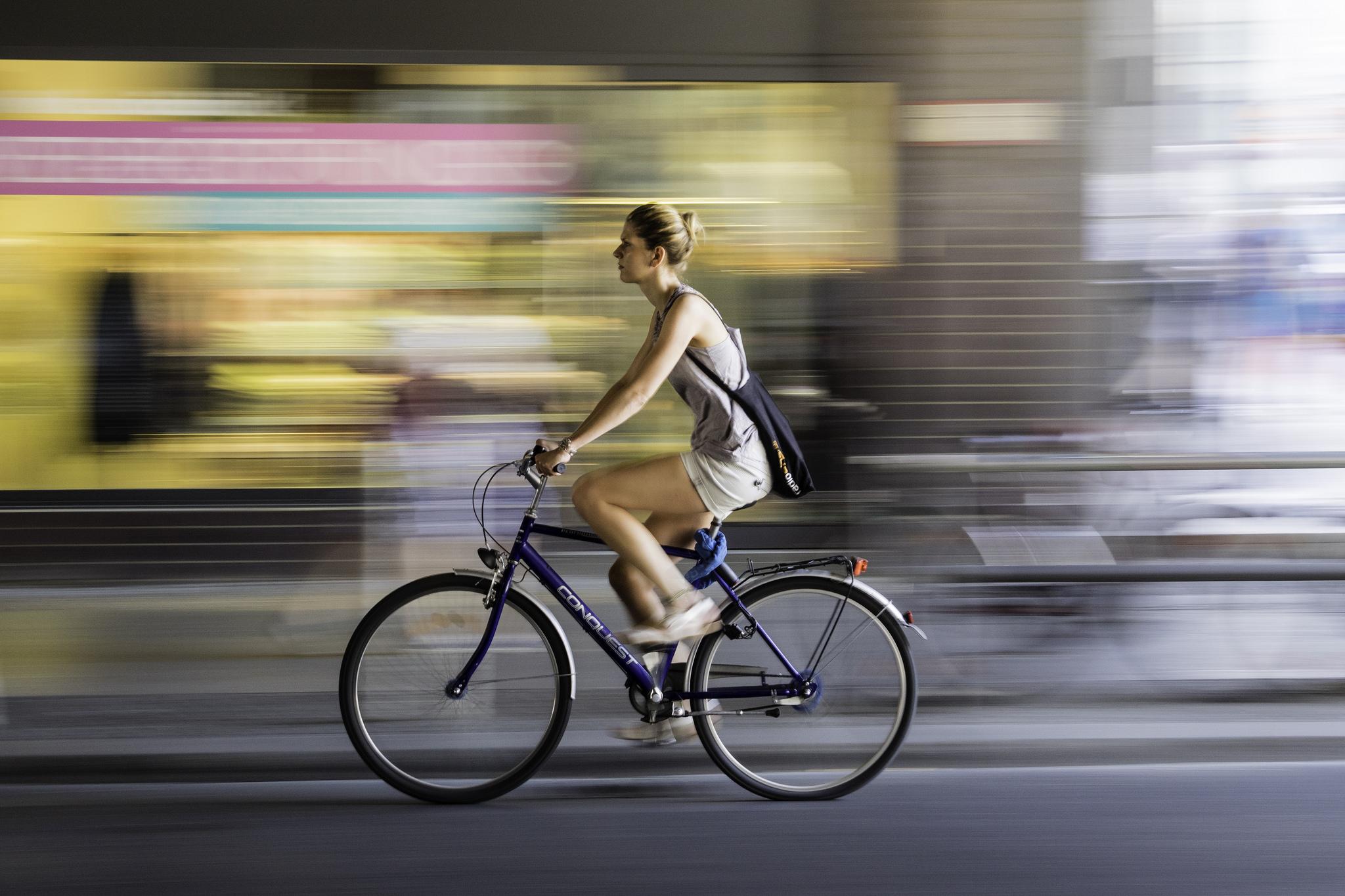 Flickr /Sascha Kohlmann Bike Motion