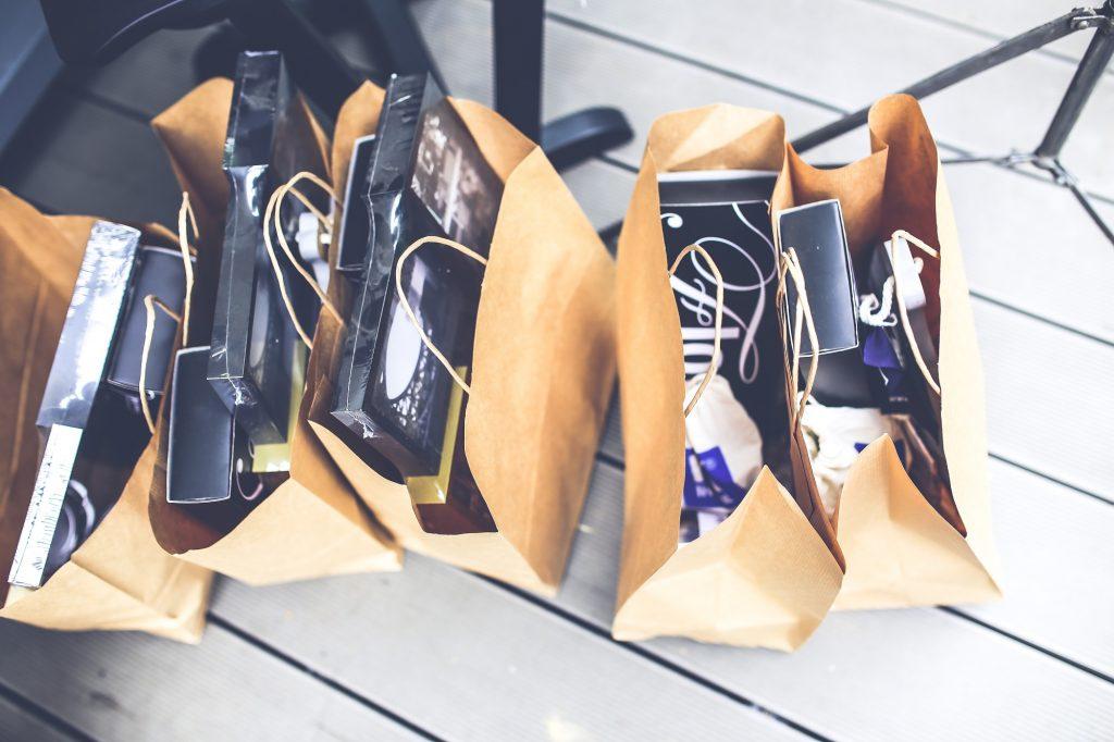winkelen shoppen nieuw