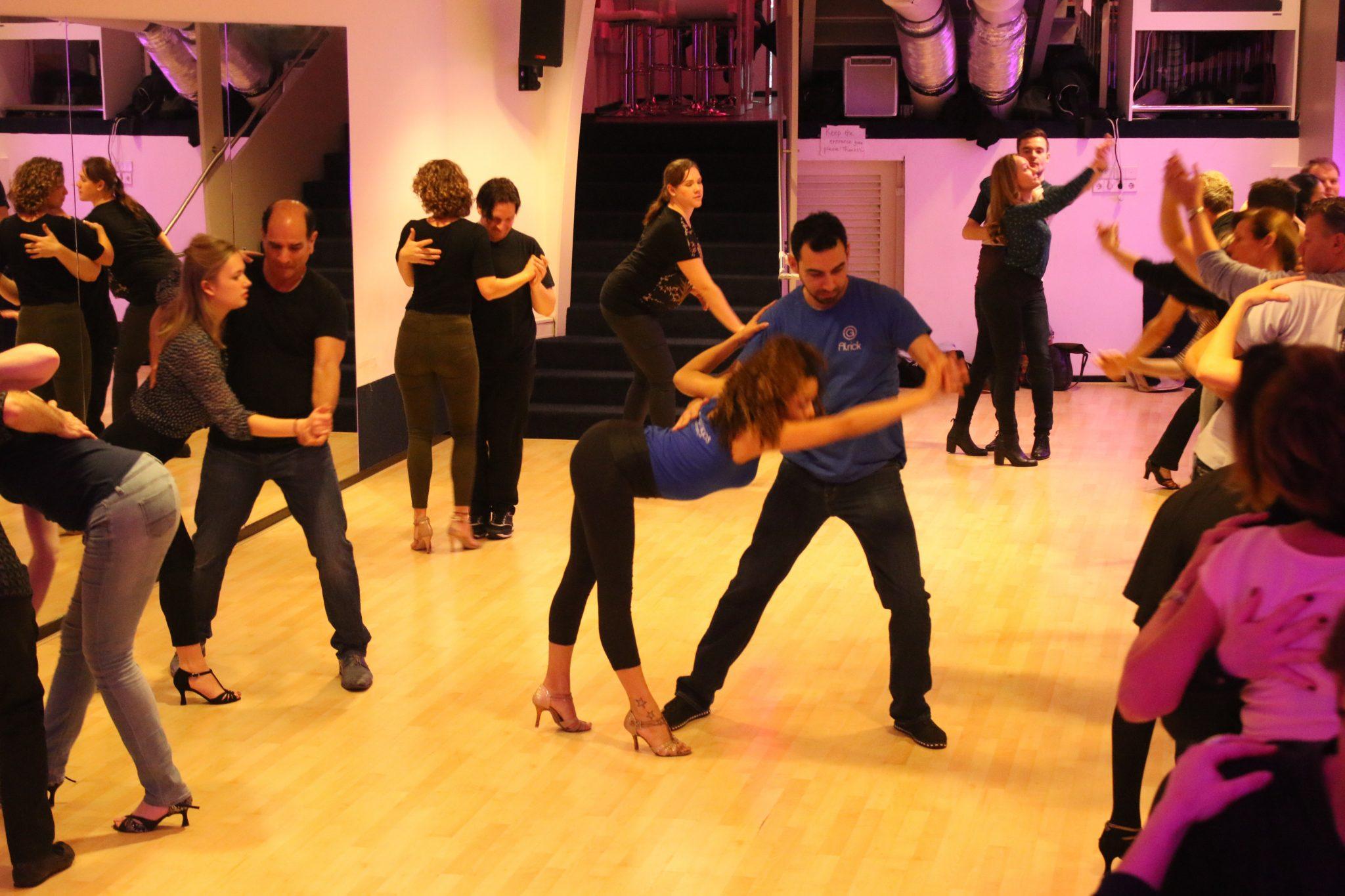 Union Salsa Dance Company
